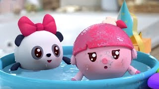 Малышарики - Русалочка - серия 98 - обучающие мультфильмы для малышей 0-4
