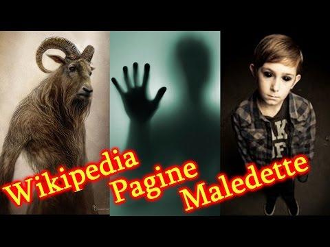 10 Pagine di Wikipedia che ti causeranno INCUBI