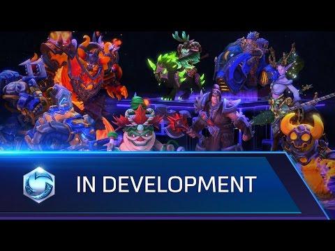 In Development BlizzCon 2016: Varian, Ragnaros, Skins, and Mounts!