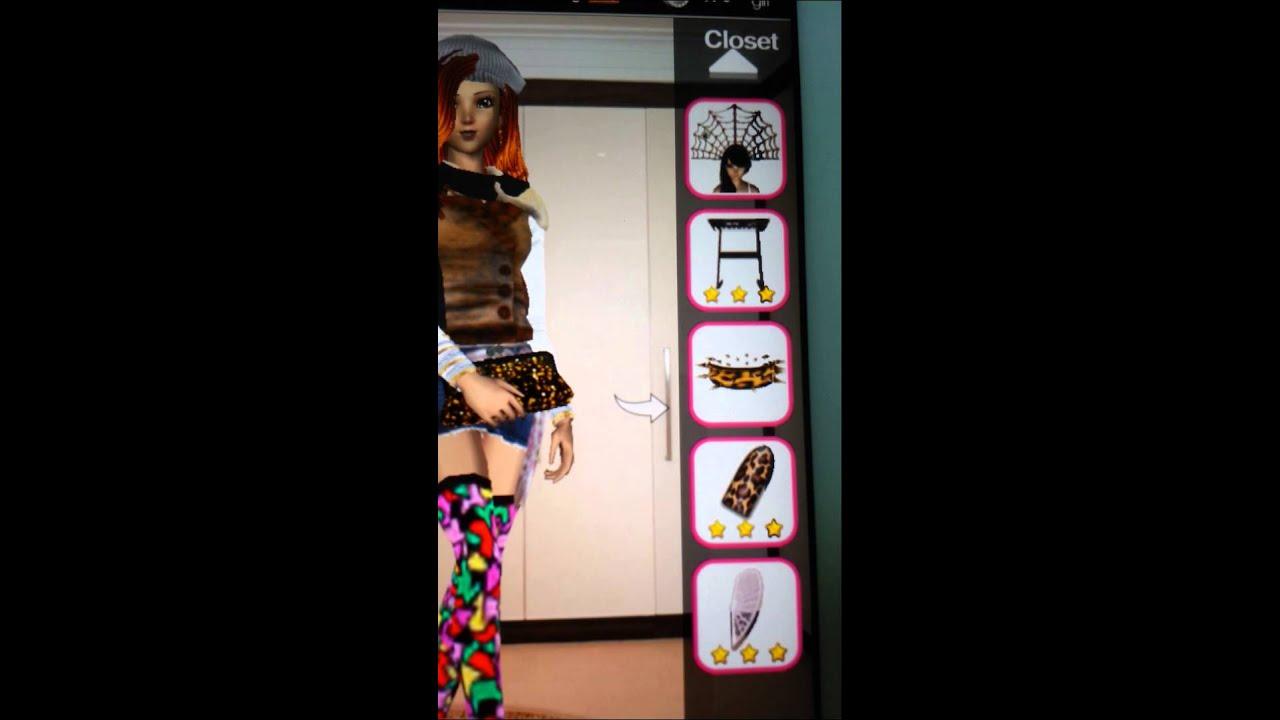 School Style me Girl Style me Girl Level 41