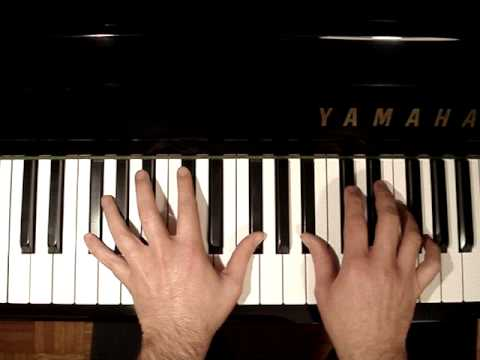 Layla Derek And The Dominoes Piano (C#) slow tutorial
