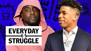 Wale Album, NLE Choppa, Sheck Wes 'On The Clock?' All Rap Fans Can Say N-Word? | Everyday Struggle