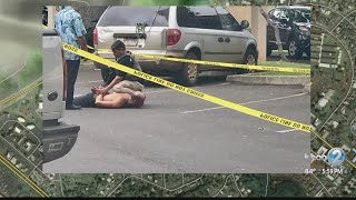 First Hawaiian Bank employee stabbed to death, allegedly by son
