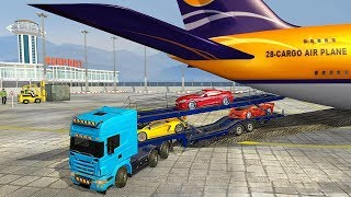 Airplane Car Transport Cargo Planes & Trucks (by Zygon Games) Android Gameplay [HD]