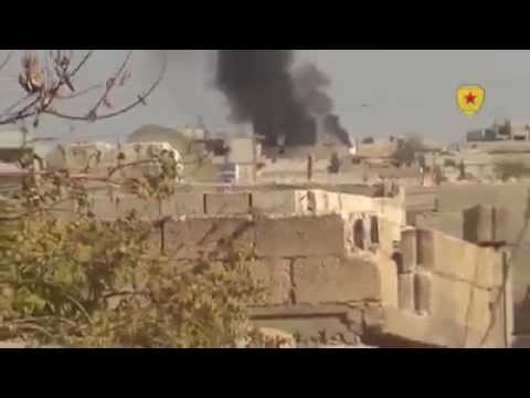 New video: Street fighting between Kurds and ISIS in kobani –RIGHT NOW