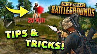 PUBG Mobile BEST Tips and Tricks!! 13.02 MB