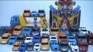 또봇 XYZ 장난감 Tobot All Mini Cars Toys