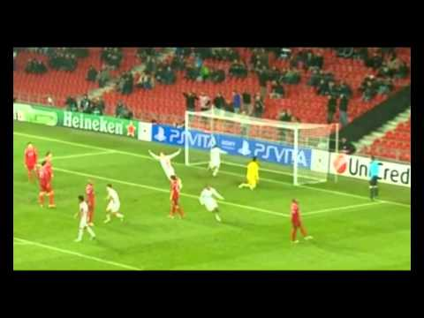 Nordsjaelland vs Shakhtar 2-5 ALL GOALS & HIGHLIGHTS 20-11-2012
