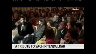 Salman Khan and Aishwarya at Tendulkar's 100th Ton Party by Ambani