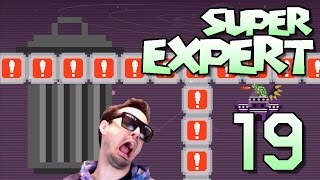 Mario Maker - More Like Mario Makin' Me Crazy | Super Expert #19