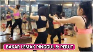 download lagu Senam Aerobic Latihan Membakar Lemak Di Pinggul Dan Perut gratis