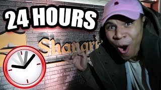 24 HOUR OVERNIGHT CHALLENGE AT A 5 STAR HOTEL (GONE WRONG)