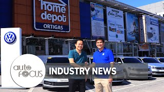 Auto Focus | Industry News: Volkswagen Santana is CW Home Depot's Preferred Fleet Sedan