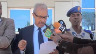 Wasiirka Duulista Somaliland Oo Sheegay in Aanay La ari doonin Cid Aan Aqoonsi sidan oo Somaliland i