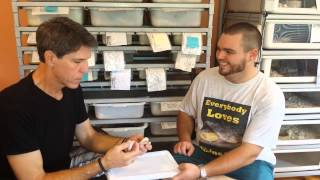 Breeder Interview with Alan Bosch Reptiles & Chivory ball python @ Queen City Constrictors