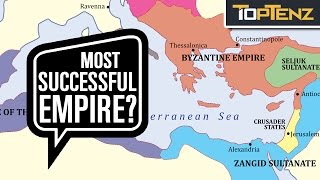 Top 10 Reasons the Byzantine Empire Was Among the Most Successful in History