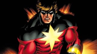 Superhero Origins: Marvel's Captain Marvel