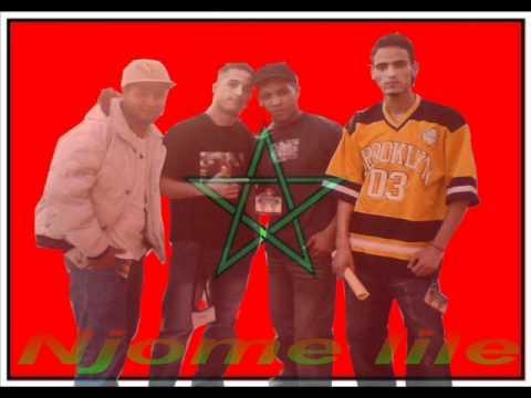 Jadid Rap Maroc Sa7ara Guelmim Njome Lile Lghorba 2010.wmv video