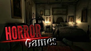 BEST PRESENT AND UPCOMING HORROR GAMES !!!!