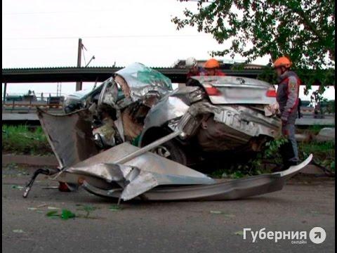 Хабаровчанин, управлявший «Премио», был пьян.MestoproTV