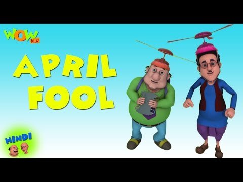 April Fool - Motu Patlu in Hindi WITH ENGLISH, SPANISH & FRENCH SUBTITLES thumbnail