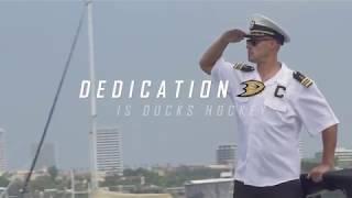 Ducks Dedication - The Captain