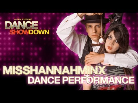 Dance Showdown Presented by D-trix - Miss Hannah Minx Dance Performance (Episode 5)