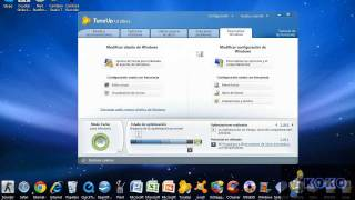 Como personalizar tu Windows con el TuneUp Utilities 2011
