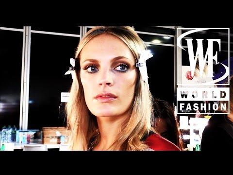 Backstage Felder Felder Spring-Summer 2015 London Fashion Week