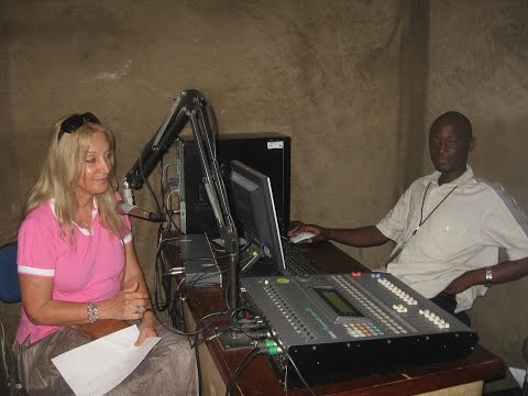 """The Rapture"",Vassula Ryden interview Blantyre,Malawi May2009"