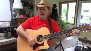 1324 -  Wish I Didn't Know Now -  Toby Keith cover with guitar chords and lyrics