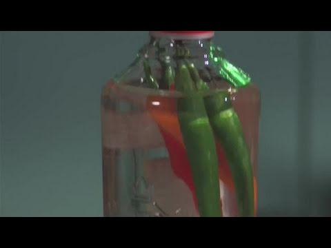 How To Make Chili Infused Vodka