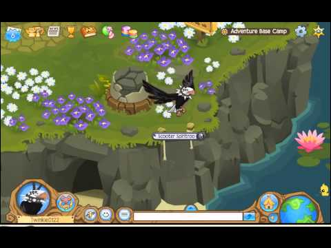 Animal Jam: New Eagle Adventure