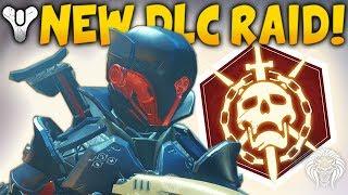 Destiny 2: NEW DLC RAID BLACK ARMORY! Loot Rewards, Bosses & Secrets (Scourge of the Past)
