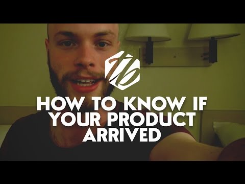 Drop Shipping From Aliexpress — What If The Customer Says The Item Didn't Arrive | #245