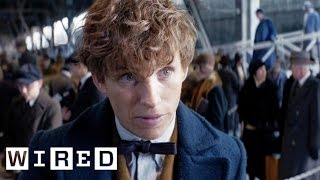 The Harry Potter Universe Gets a Visual Effects Overhaul | Design FX | WIRED