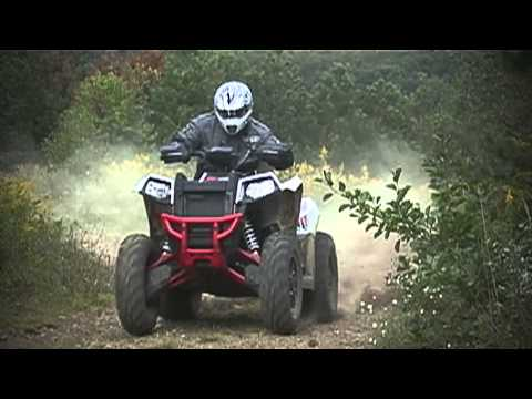 2014 Polaris Scrambler XP 1000 EPS First Test