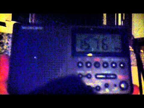 15760 khz - Radio Mashaal - Iranawila (Sri Lanka)