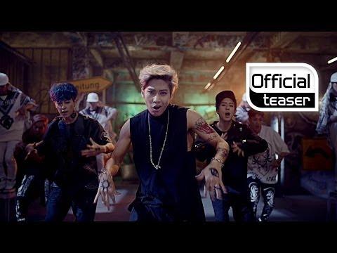 [teaser] Boyfriend(보이프렌드)   Obsession(너란 여자) video