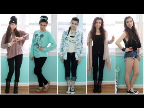 OOTW: April Outfits of the Week!