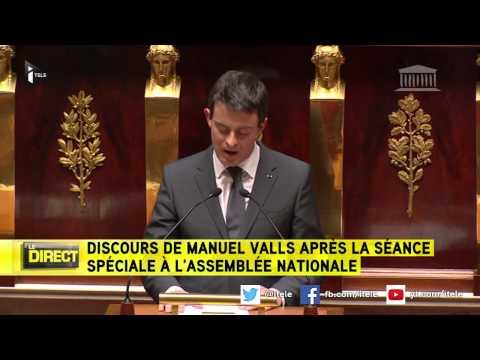 Manuel Valls déplore un