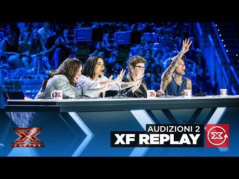X Factor Replay   Audizioni 2