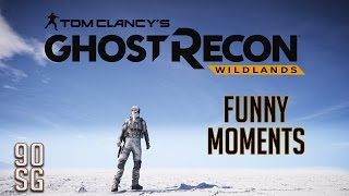 Ghost Recon Wildlands - Funny Moments - Mega Montage