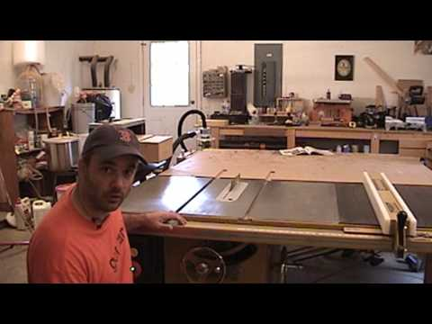 Woodworking Shop Tour (GarageWoodworks)