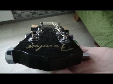 Fender CD-60 - беглый обзор
