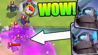 1 TROOP / CARD vs 3 TOWERS!! INSANE GAME PLAY! - IMPOSSIBLE CHALLENGE IN CLASH ROYALE!