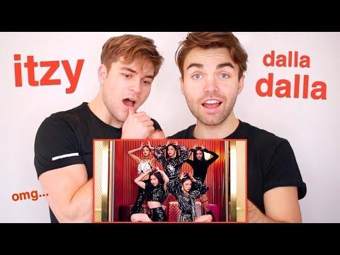 """Itzy """"Dalla Dalla"""" MV reaction"""