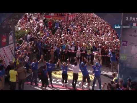 TNF UTMB 2013 The North Face Ultra Trail du Mont Blanc)