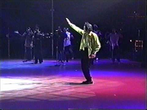 Michael Jackson - Will You Be There (Dangerous Tour Rehearsals...