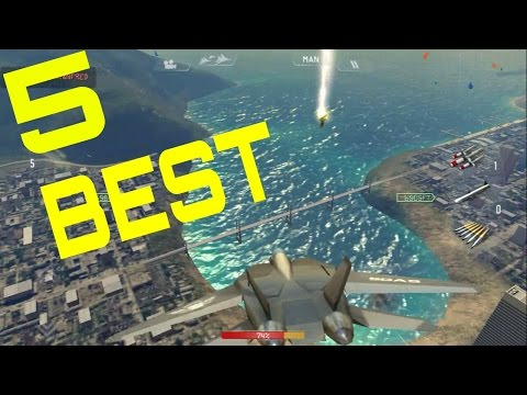 Top 5 Best Air Combat Games For Android